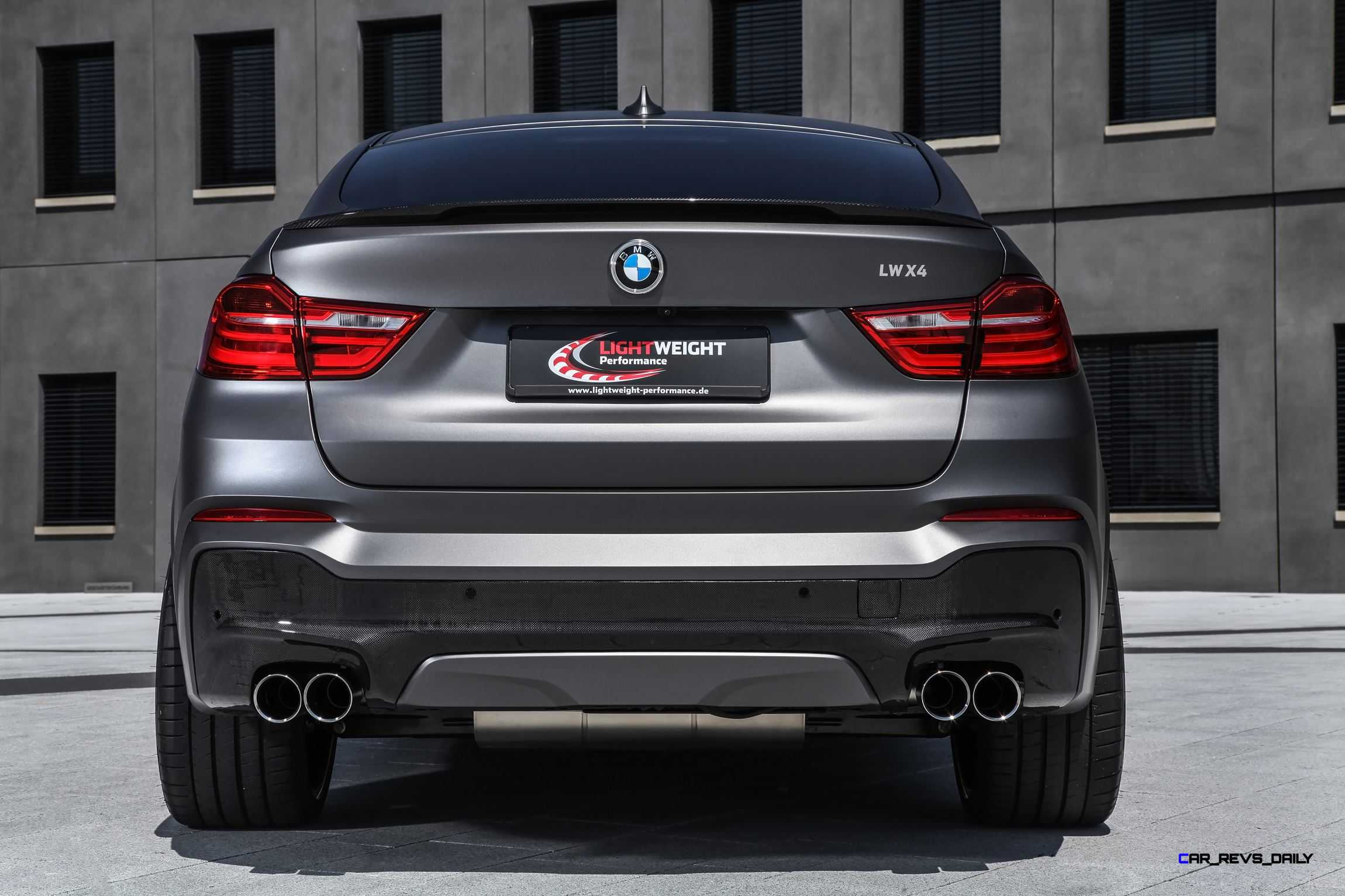 Bmw X4 By Lightweight Performance