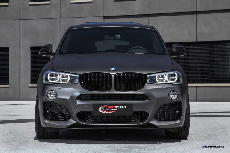 BMW X4 by LIGHTWEIGHT Performance 8