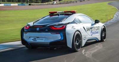 BMW i8 FIA Formula E Pacecar 1