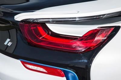 BMW i8 FIA Formula E Pacecar 11