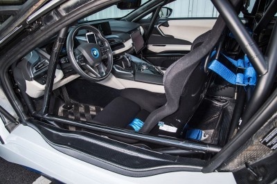 BMW i8 FIA Formula E Pacecar 12
