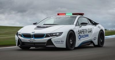 BMW i8 FIA Formula E Pacecar 18