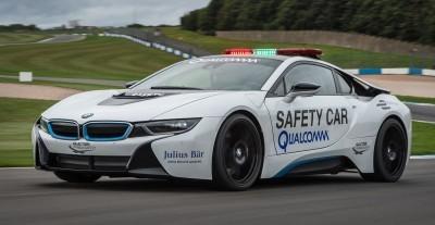 BMW i8 FIA Formula E Pacecar 19