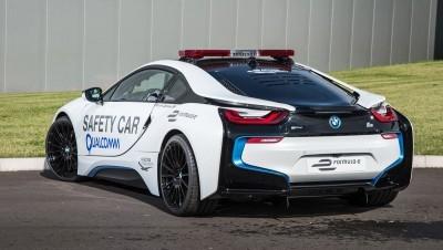 BMW i8 FIA Formula E Pacecar 6