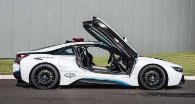 BMW i8 FIA Formula E Pacecar 8