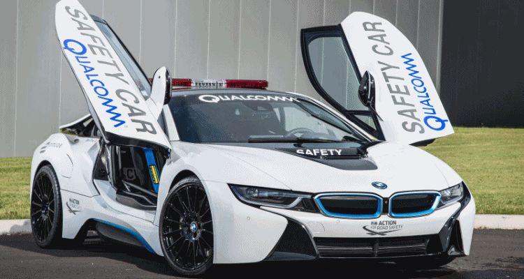 BMW i8 FIA Formula E Pacecar