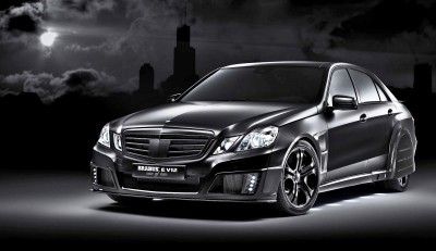 Concept Flashback - 2009 BRABUS E V12 'One of Ten' 1