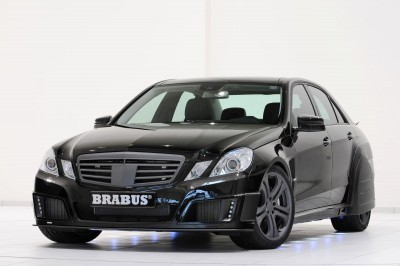 Concept Flashback - 2009 BRABUS E V12 'One of Ten' 22