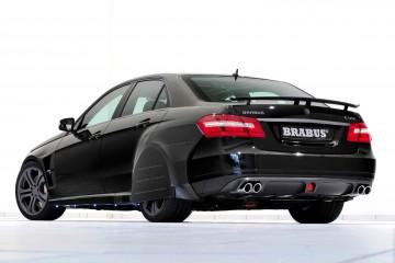 Concept Flashback - 2009 BRABUS E V12 'One of Ten' 23