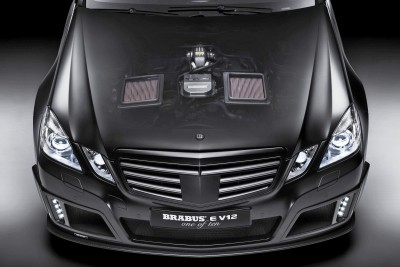 Concept Flashback - 2009 BRABUS E V12 'One of Ten' 3