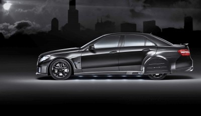 Concept Flashback - 2009 BRABUS E V12 'One of Ten' 4