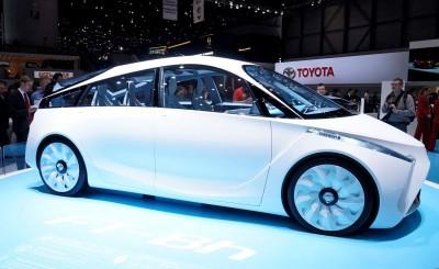 Concept Flashback - 2012 Toyota FT-Bh 1