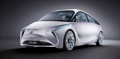 Concept Flashback - 2012 Toyota FT-Bh 11
