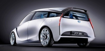 Concept Flashback - 2012 Toyota FT-Bh 12