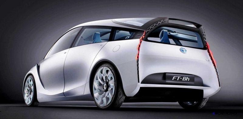 Concept Flashback - 2012 Toyota FT-Bh 12