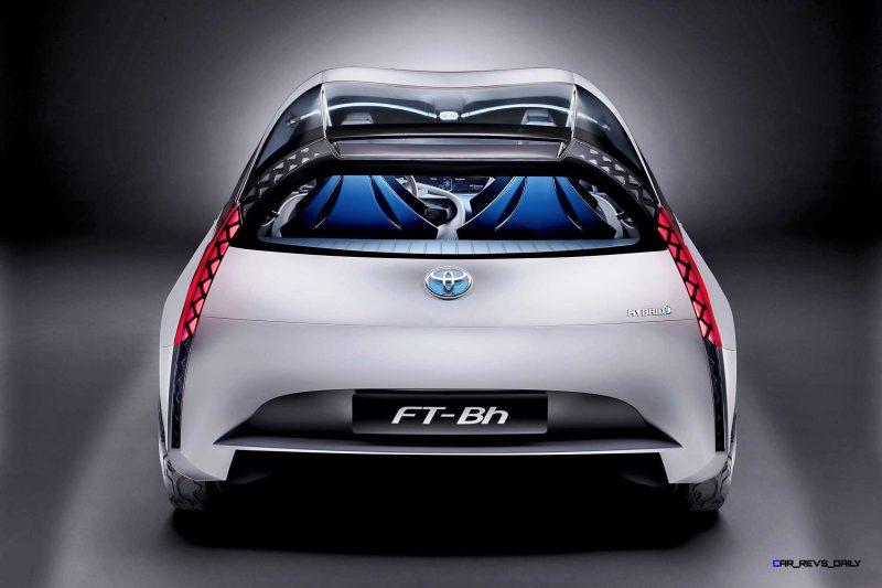 Concept Flashback - 2012 Toyota FT-Bh 14