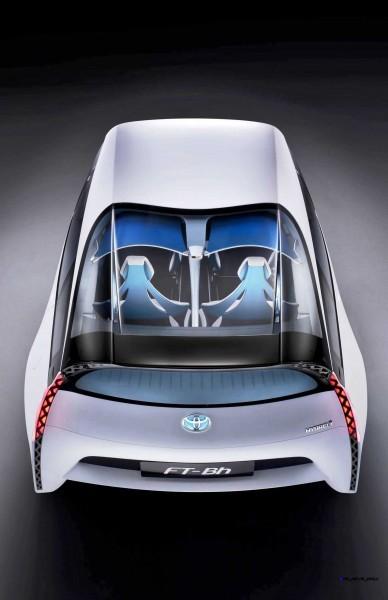 Concept Flashback - 2012 Toyota FT-Bh 15