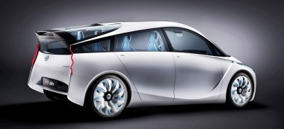 Concept Flashback - 2012 Toyota FT-Bh 16