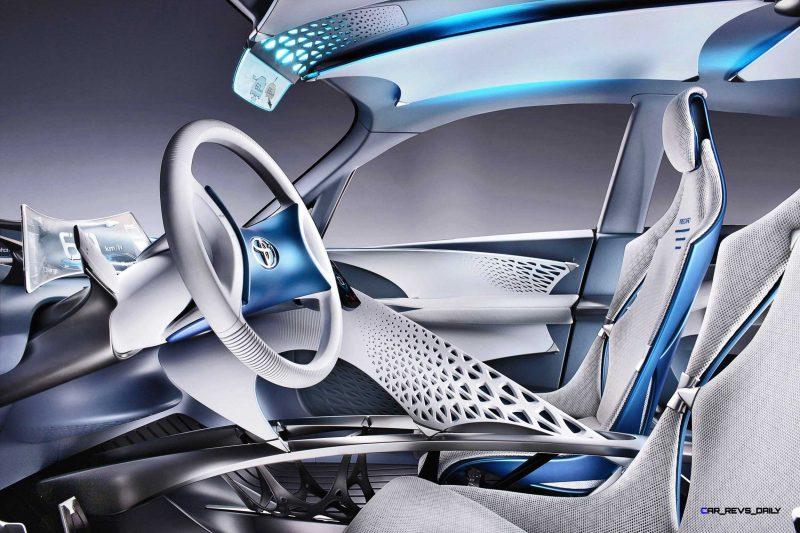 Concept Flashback - 2012 Toyota FT-Bh 19