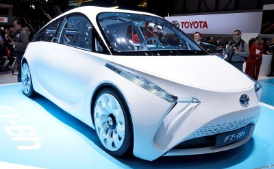Concept Flashback - 2012 Toyota FT-Bh 2