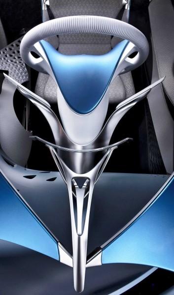 Concept Flashback - 2012 Toyota FT-Bh 22