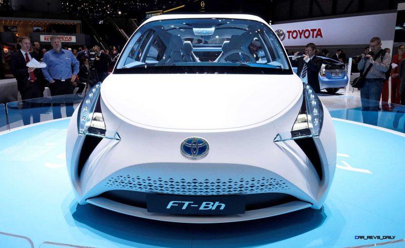 Concept Flashback - 2012 Toyota FT-Bh 3