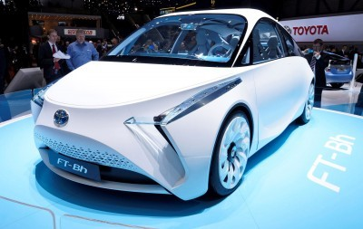 Concept Flashback - 2012 Toyota FT-Bh 4