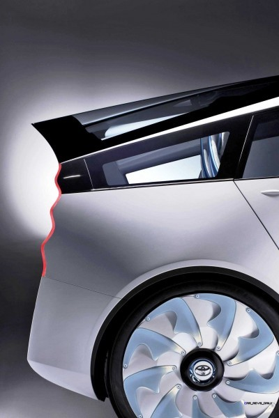 Concept Flashback - 2012 Toyota FT-Bh 6