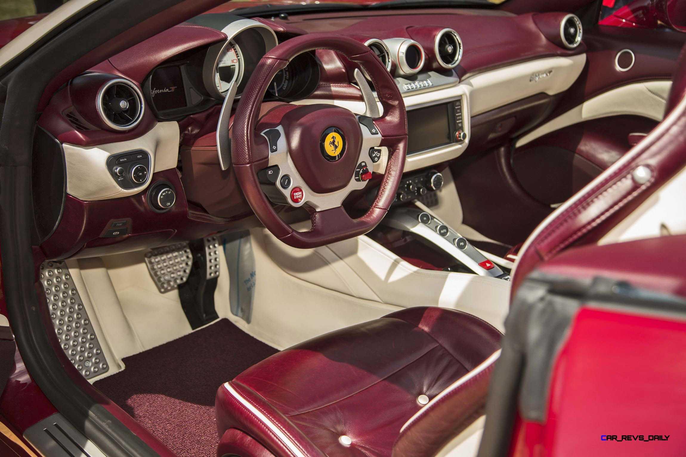 Ferrari Pebble Beach 2015