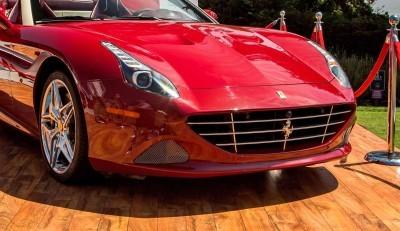 Ferrari Pebble Beach 2015 - Shattering Record Books + Cali T Specials, Sergio and 488GTB! 21