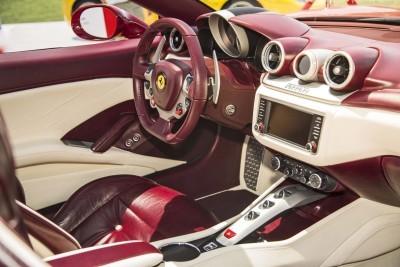 Ferrari Pebble Beach 2015 - Shattering Record Books + Cali T Specials, Sergio and 488GTB! 22