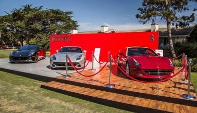 Ferrari Pebble Beach 2015 - Shattering Record Books + Cali T Specials, Sergio and 488GTB! 7