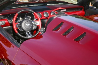 Galpin Fisker Rocket Convertible - Interior 1 copy