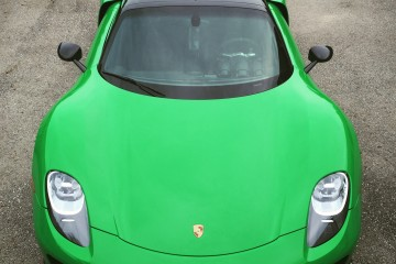 Triple Hit! 3 Gorgeous 2015 Porsche 918 Spyders on HRE P101 Forged Centerlock Wheels