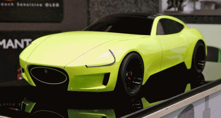 Jaguar Design Talent Shootout - ACCD Finalists