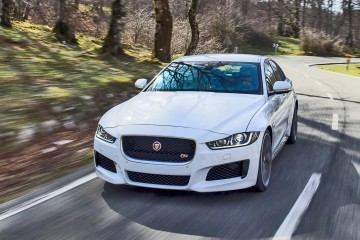 2016 JAGUAR XE USA Launch Details: XE35t Making 340HP or XE20d Ingenium Diesel