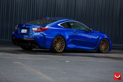 Lexus RC F on Vossen VFS-2 - © Vossen Wheels_17768333434_o