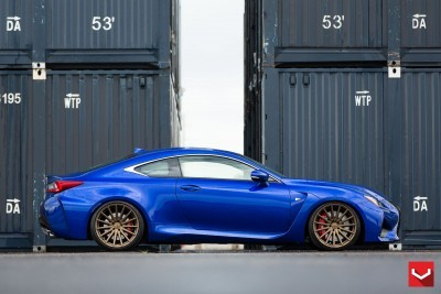 Lexus RC F on Vossen VFS-2 - © Vossen Wheels_17770356243_o