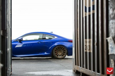Lexus RC F on Vossen VFS-2 - © Vossen Wheels_17770356923_o