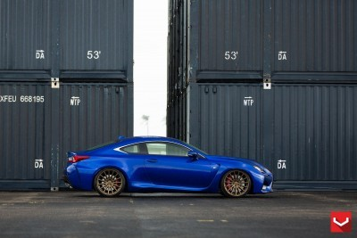 Lexus RC F on Vossen VFS-2 - © Vossen Wheels_18364601226_o