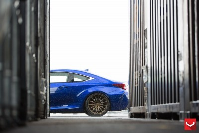Lexus RC F on Vossen VFS-2 - © Vossen Wheels_18390979005_o
