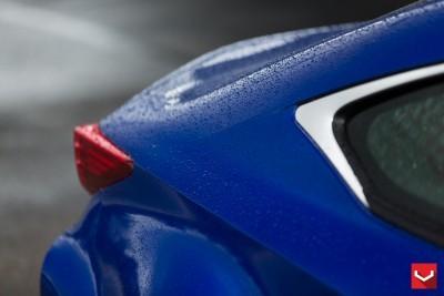Lexus RC F on Vossen VFS-2 - © Vossen Wheels_17768339324_o