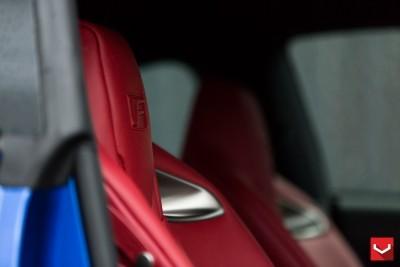 Lexus RC F on Vossen VFS-2 - © Vossen Wheels_18203176438_o