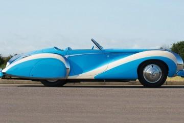 1948 Talbot-Lago T26 Grand Sport Cabriolet – Saoutchik Opus Seeking $2M-Plus At Monterey Auctions