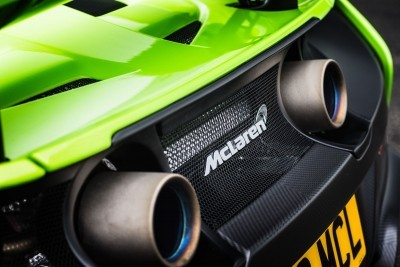 McLaren 675LT Detail Photos 7