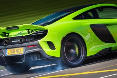 McLaren 675LT Detail Photos 8