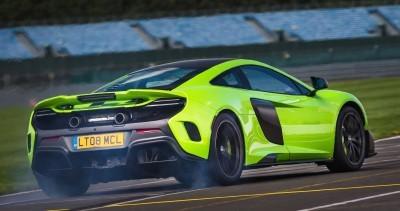 McLaren 675LT Mantis Green 11
