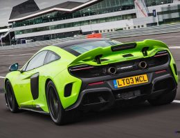 2016 McLaren 675LT Dynamic Debut – Track Video + 105 New Pics!