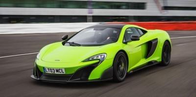 McLaren 675LT Mantis Green 4