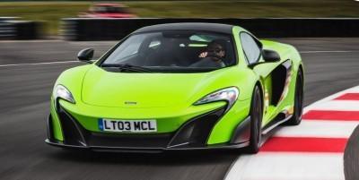 McLaren 675LT Mantis Green 6